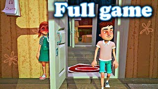 Hello Neighbor: Hide & Seek - Full Game Walkthrough  All Secrets, Games & Cutscenes