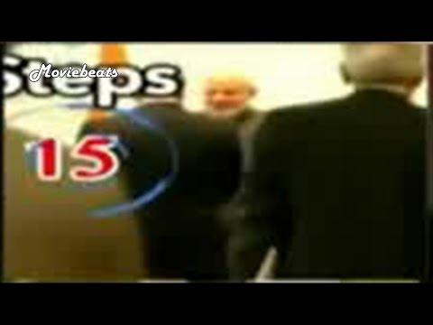 Nawaz Sharif's 15 steps Vs Narendra Modi's 3 Steps at Ufa Meet - Hilarious