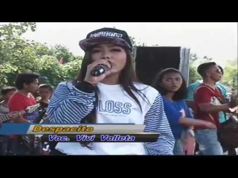 despacito - OM. ZELINDA - Terbaru live in Lapangan Mojokerto