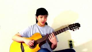Trả lại thời gian (Bé Mẫn) guitar solo
