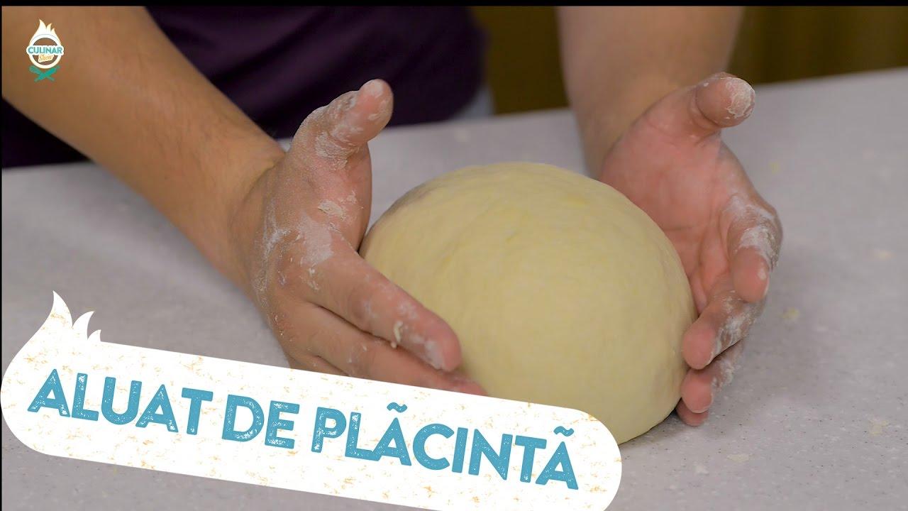 Cum se face aluatul de placinta | Bucataras TV