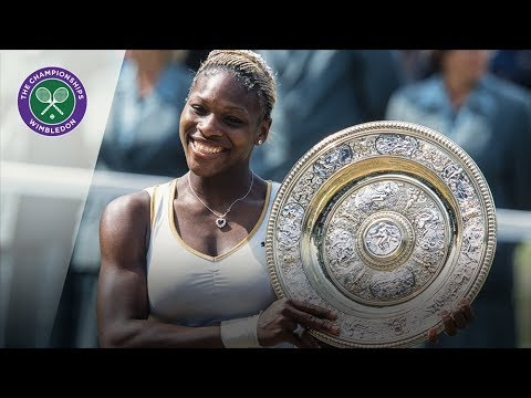 Serena Williams vs Venus Williams: Wimbledon Final 2002 (Extended Highlights)