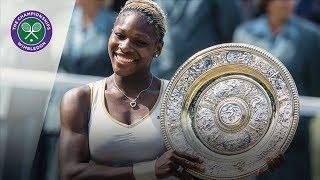 Serena Williams vs Venus Williams: Wimbledon Final 2002 (Extended Highlights)