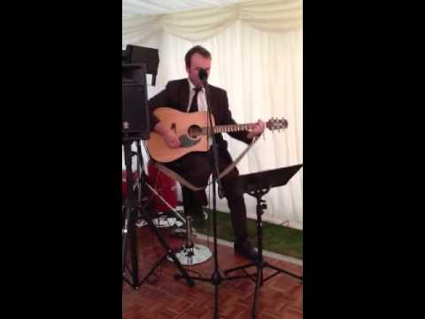 Brian McNamara sings