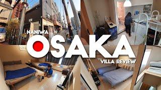 Gambar cover Review Airbnb Osaka, Jepang + Room Tour Apartemen di Jepang / Awi Willyanto