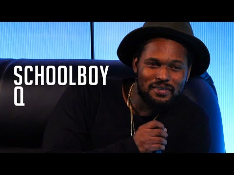 Schoolboy Q On Blank Face, Kendrick's Production + No More 'Black Hippy' Albums?