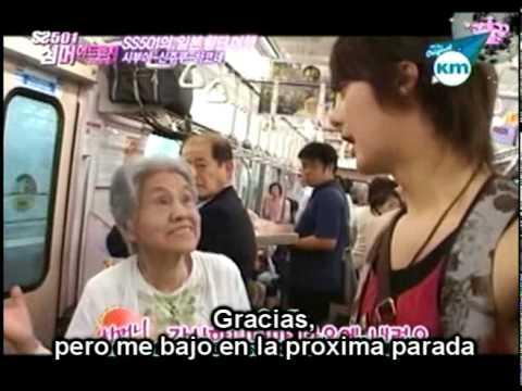 SS501 Idol World - Sub Español - Ep. 3 Parte 3