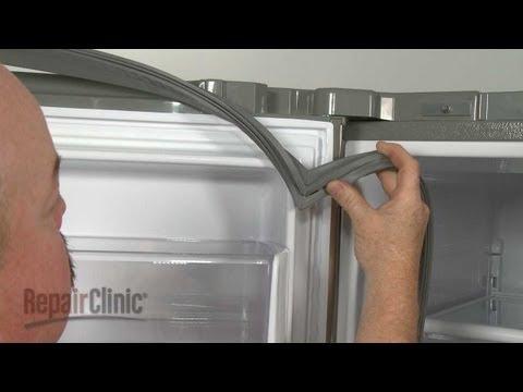 Left Door Gasket - LG Refrigerator