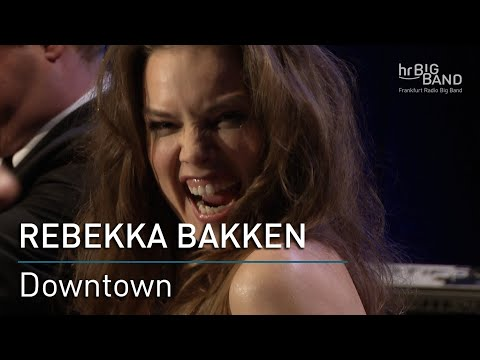 """Downtown"" - Rebekka Bakken sings Tom Waits feat. hr-Bigband"