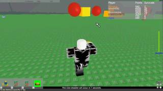 Roblox Survival Game