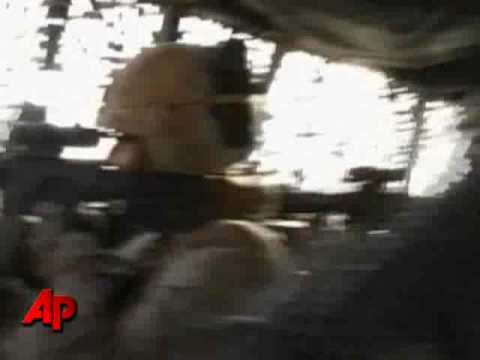Download Raw Video: Marines Fight Taliban in Afghanistan
