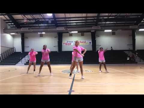 MILLRY HIGH SCHOOL CHEERLEADERS 5-6 DANCE