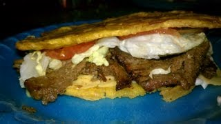 Chicago Jibarito Steak Sandwich
