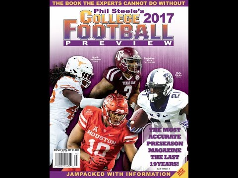Phil Steele Previews 2017 UTEP Football