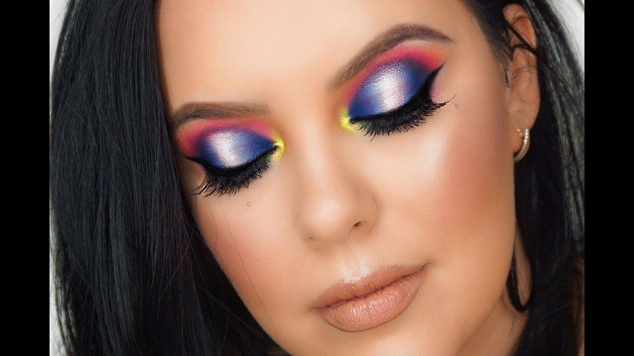Spring Makeup Tutorial 2019