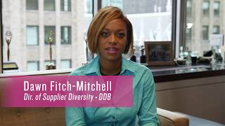 Dawn Mitchell on Diversity + Creativity
