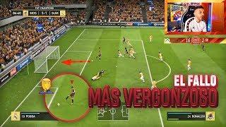 EL FALLO MAS INCREIBLE DE FIFA 19 !!
