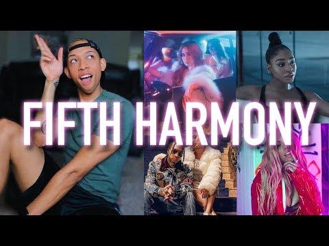Normani, Ally Brooke, Lauren Jauregui, & Dinah Jane (Music Videos)   REACTION & REVIEW