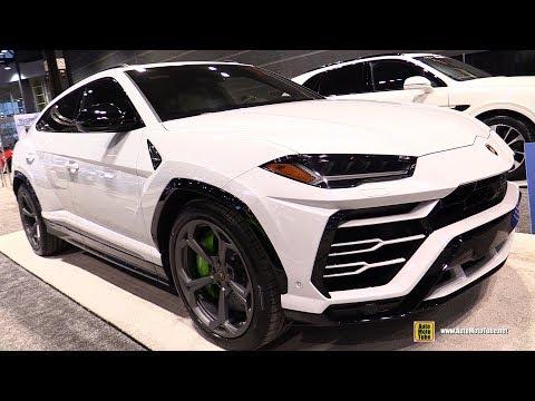 2019 Lamborghini Urus - Walkaround - 2019 Chicago Auto Show