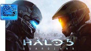 HALO 5: Guardians - CG Трейлер + Intro Cinematic