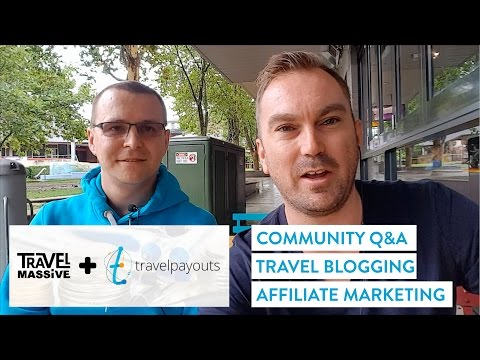 Real examples of travel payouts affiliate links, widgets, and whitelabels