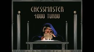 Chessmaster 4000 Turbo Soundtrack Prelude and Fugue