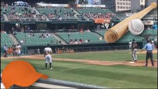 Vlog #28 Field Trip To A Baseball Game