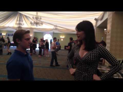 Danielle Bisutti slapped me!