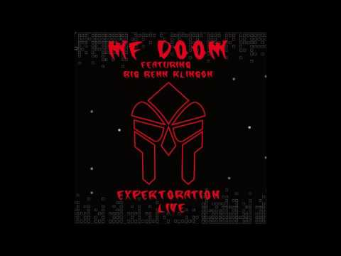 MF DOOM Feat. Big Benn Klingon ‎– Expektoration Live [Full Album] 2010