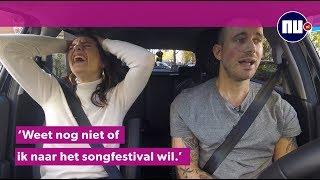Maan onthult: 'Ik werd heel snel volwassen in The Voice' | In de auto met | NU.nl