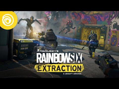Rainbow Six Extraction: Ausführlicher Gameplay Deep Dive    Ubisoft