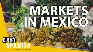 GOING TO THE MARKET IN MEXICO | Super Easy Spanish 17