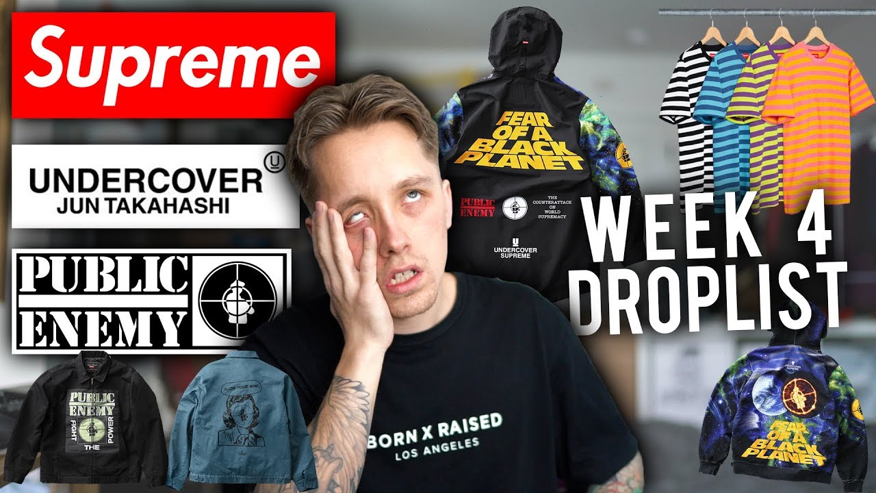 Why The Supreme X Undercover Public