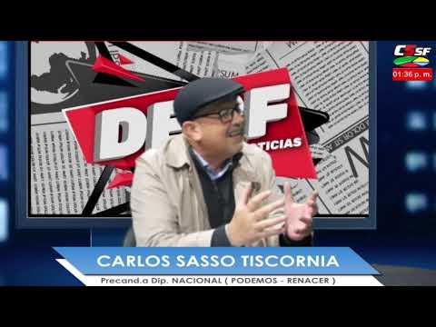 Carlos Sasso Tiscornia: Necesitamos políticas de largo plazo