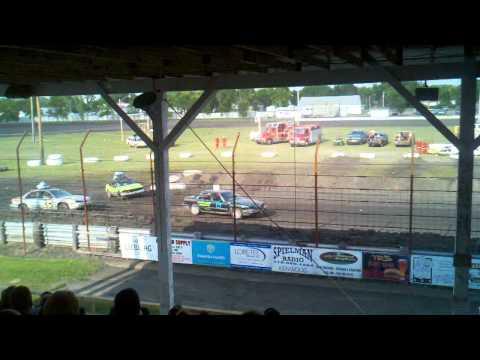 Norman county raceway