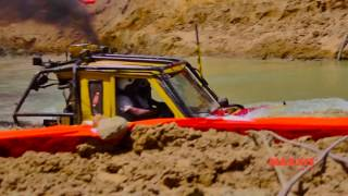 Maxxis - Monster terrain - Extreme 4x4 challange 2016 -  Race 7