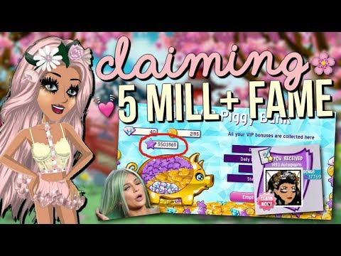 CLAIMING 5 MILLION+ FAME & SKIPPING A LEVEL!! (Level 35 & 36) /// Melville Msp