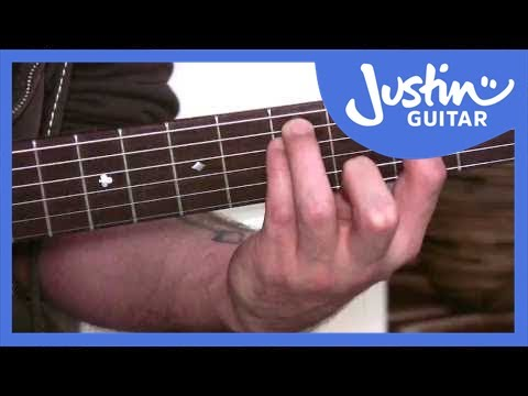 Power Chords 1 | JustinGuitar com