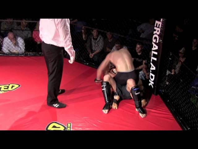 FG FIGHT NIGHT 7 Kenneth Pedersen VS Mathias Appelgren ROUND  1