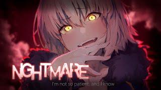 Nightcore ↬ nightmare [NV]