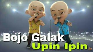 Lagu Bojo Galak - Nella Kharisma Versi Upin Ipin Nyanyi Bareng Lucu Pisan Plus Lirik