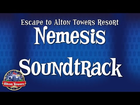 Alton Towers - Nemesis Soundtrack