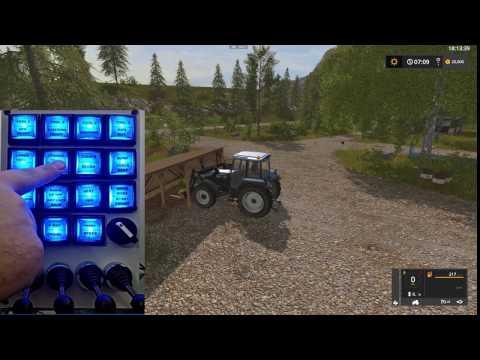 Farming Simulator Controller V 2.0