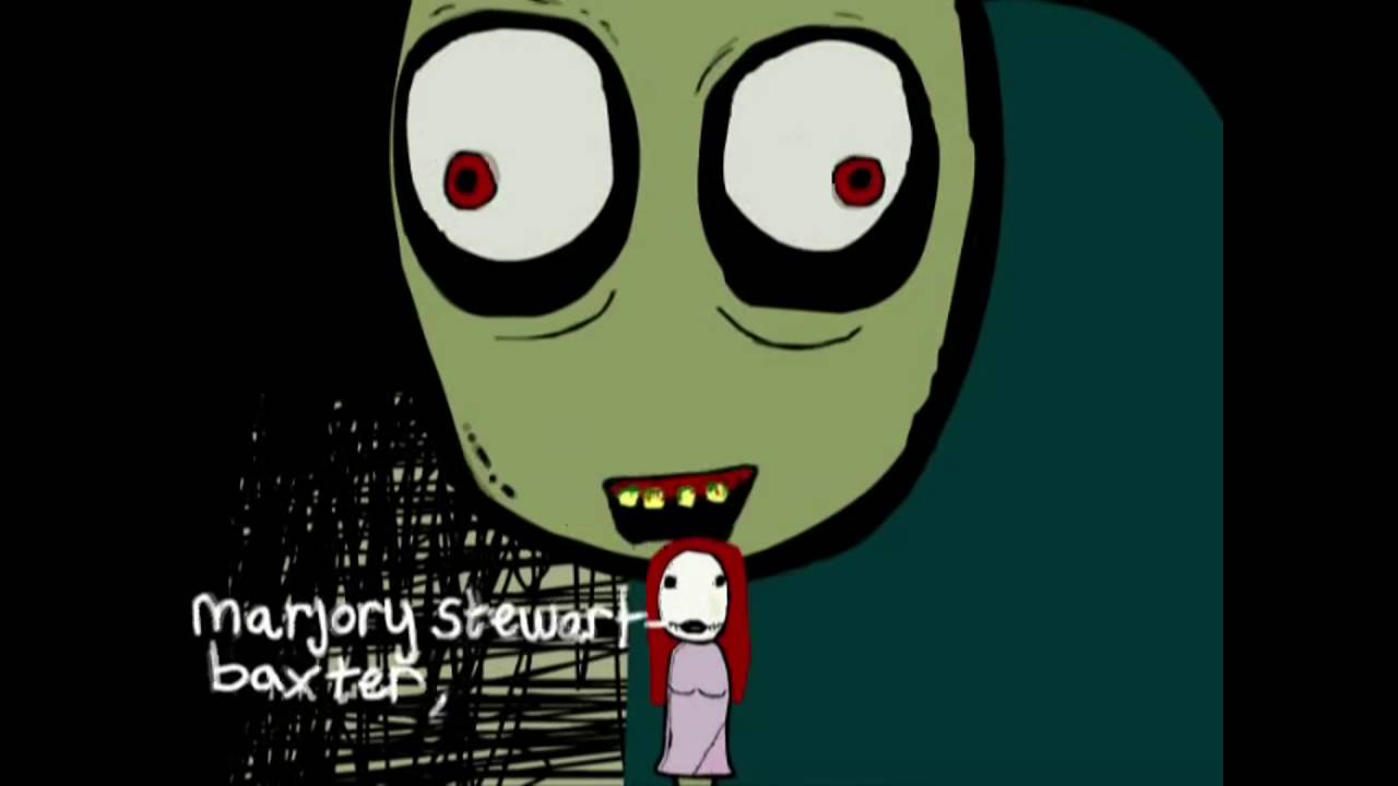 the salad fingers thesis Salad fingers youtube salad fingers if you want to be mesmorized & totally disturbed at the same time lol see more what it's like working on a senior thesis.