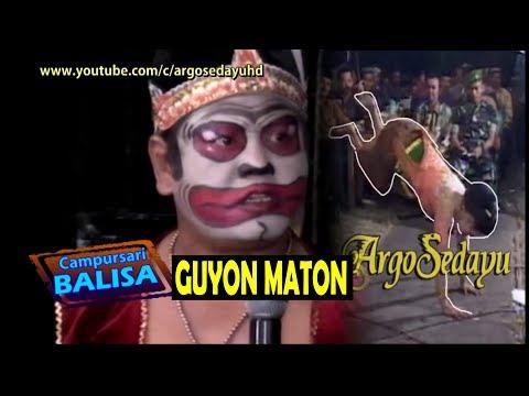Guyon MATON Full LUCU NGAKAK Campursari BALISA Sragen Bagong & Banci Koplak