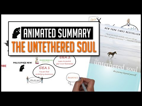 The Untethered Soul By Michael A. Singer   Animated Summary