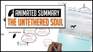 The Untethered Soul by Michael A. Singer | Animated Summary