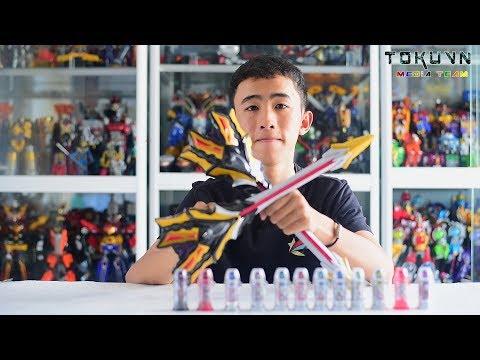 [TMT][541] Giới Thiệu DX King Sword! DX キングソード! Ultraman Geed! ウルトラマンジード! (Engsub)