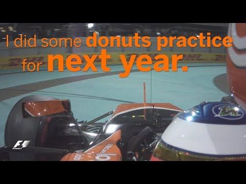 2017 Abu Dhabi Grand Prix: Best Of Team Radio