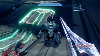 Random Funny - Dramatic Death And Banging T-Bag (TwitchBagZ Infinite Halo Multiplayer Clips)